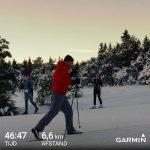 XC-Ski trip
