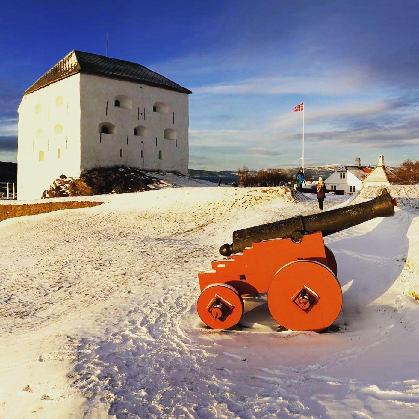 Fortress Trondheim