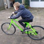 test ride frogbike 78