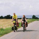 heerlijk rustig fietsen